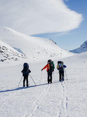 Ski et activités nordiques